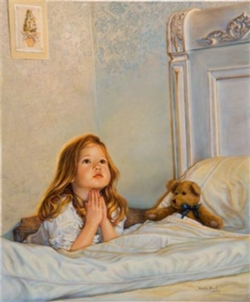 Молитва для ребенка